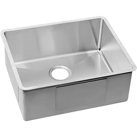 Elkay Crosstown ECTRU21179 Single Bowl Undermount Stainless Steel Sink