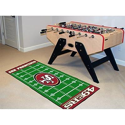 Fanmats San Francisco 49ers Team Runner
