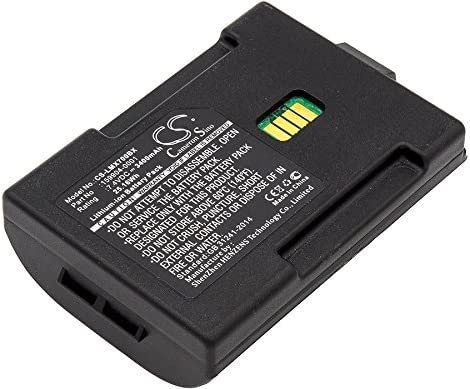 163467-0001 159904-0001 LXE MX7 Battery for Part NO