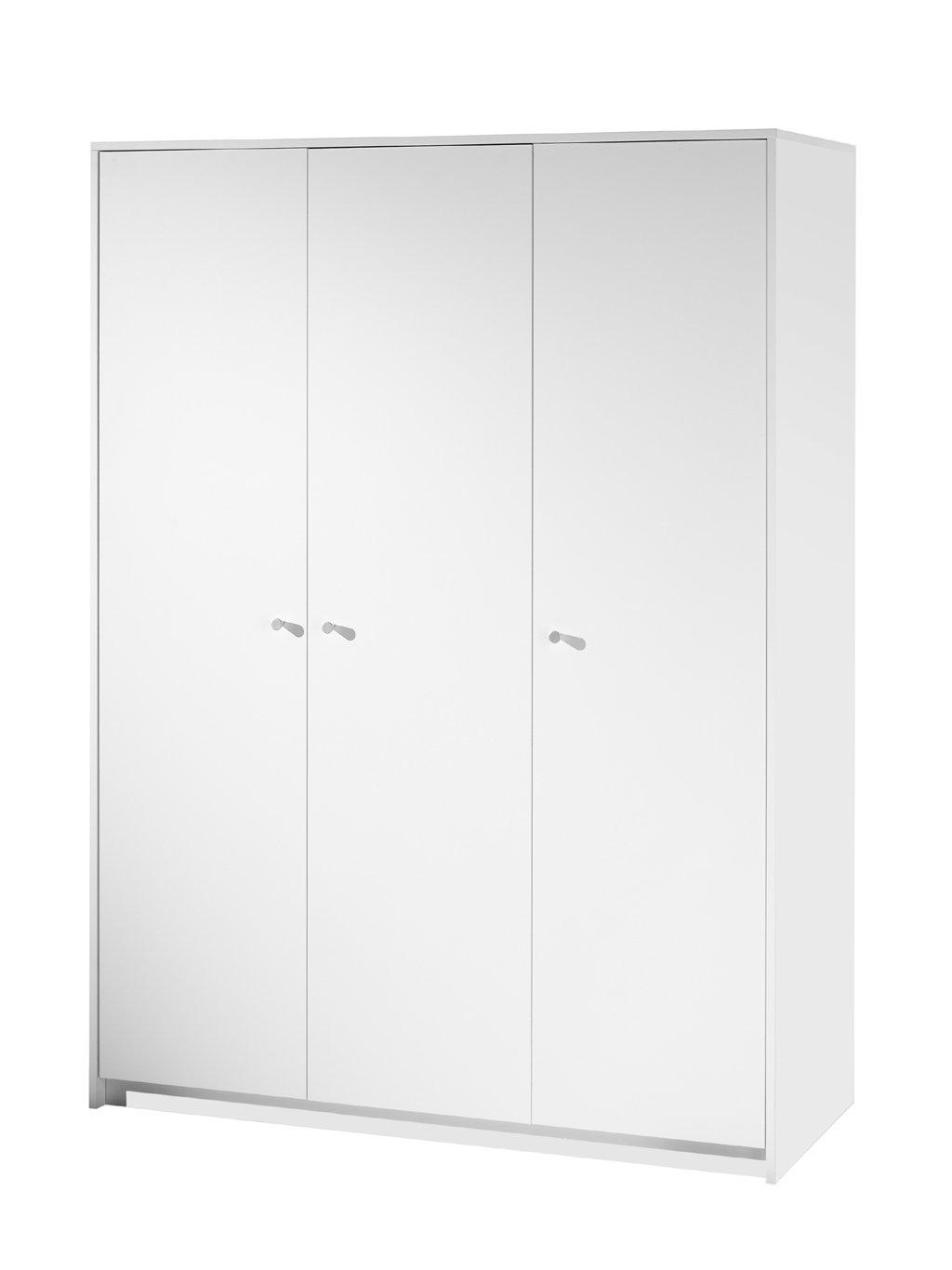 Schardt 06 497 02 00 - Schrank Classic-Line weiss mit 3 Türen
