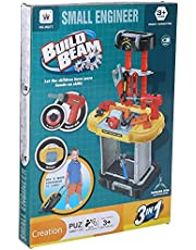 Build Beam 3 in 1 Small Engineer Toy for Kids, 38 Pieces