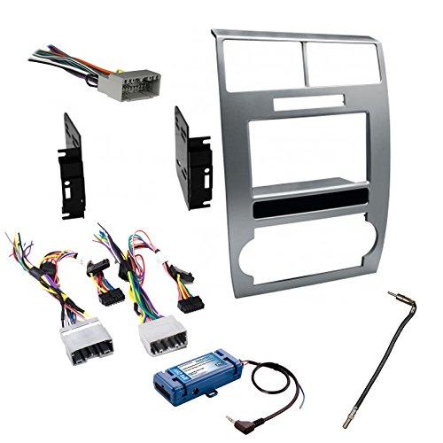 Universal Cd Dash Trim - Deals R Us Car Radio Stereo CD Player Dash Install Mounting Trim Bezel Panel Kit Interface