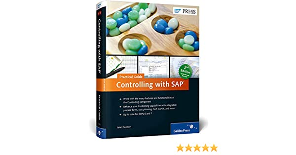 amazon com sap controlling sap co in sap fico business user rh amazon com controlling with sap practical guide free download controlling with sap practical guide