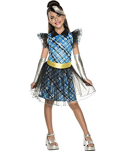 Rubie's Costume Monster High Frankie Stein Child Costume, -