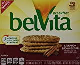 Nabisco, Belvita, Cinnamon Brown Sugar, 8.8oz Box (Pack of 4)