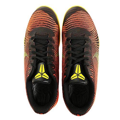 Nike Herren Kb Mentality II Basketballschuh schwarz