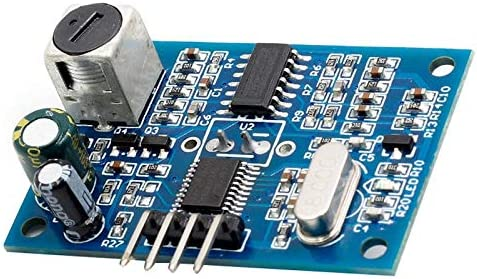 Fransande Wasserdichtes Ultraschall-Modul Jsn-Sr04T Wasserdicht Integrierter Entfernungsmesswandler Sensor f/ür