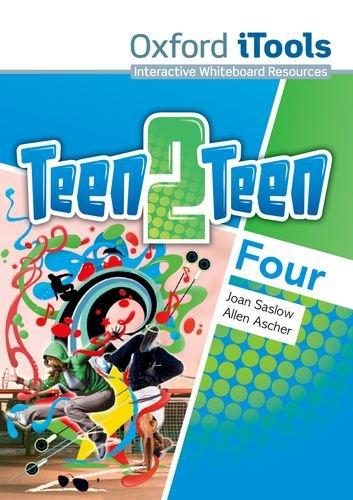 Teen2Teen: Four: iTools PDF