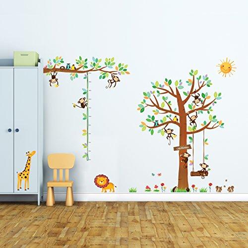 decowall-dm-1401p1402-8-little-monkeys-tree-height-chart-peel-and-stick-nursery-kids-wall-decals-sti