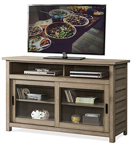 54 in. Wooden TV Console