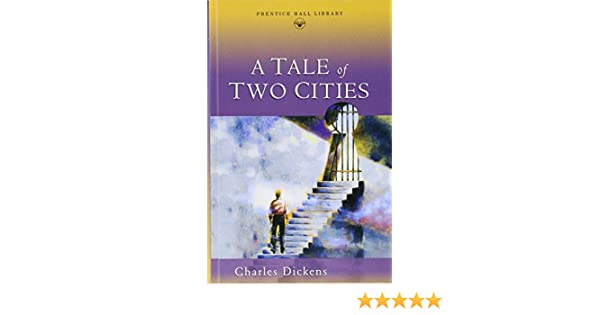 A tale of two cities prentice hall literature library prentice a tale of two cities prentice hall literature library prentice hall 9780134355092 amazon books fandeluxe Images