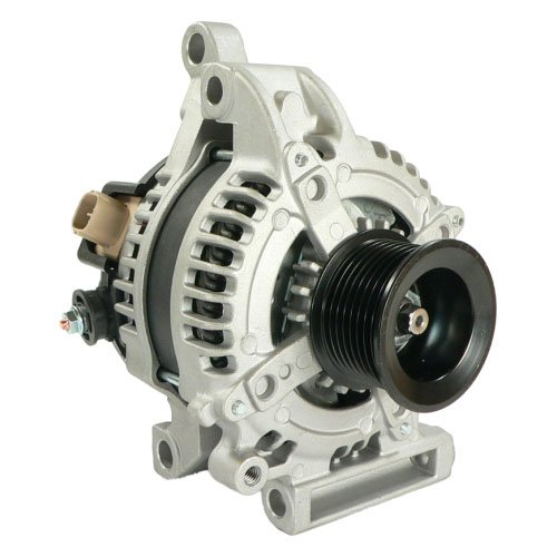DB Electrical AND0507 New Alternator For 5.7L 5.7 4.6L 4.6 Toyota Tundra Truck 07 08 09 10 11 12 13 14 15 2007 2008 2009 2010 2011 2012 2013 2014, ()