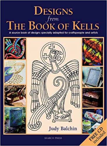 da99fcb137ded Designs from the Book of Kells: A Source Book of Designs Specially ...