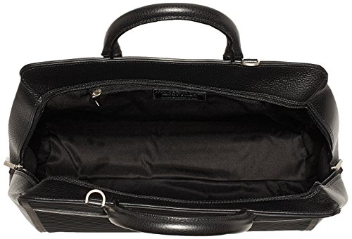 Mandarina Duck You Leather Tracolla, Borse a spalla Donna Nero