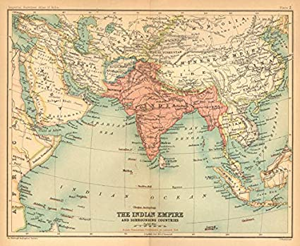 Amazon.com: South Asia. British India inc Burma stan ... on old indian home, old indian car, british india map, old indian calendar, oval world map, ancient india map, old compass vector, medieval india map, old indian flag, old indian area, old indian painting, telugu india map, old indian water, western ghats india map, old indian art, old plat maps of indiana, old indian mat, old indian film, early india map,