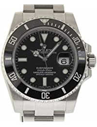Submariner Swiss-Automatic Male Watch 116610 (Certified Pre-Owned)