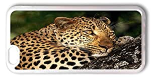 iPhone 6 Cases 4.7inch, Leopard 02 Case for iPhone 6 4.7inch - TPU Transparent