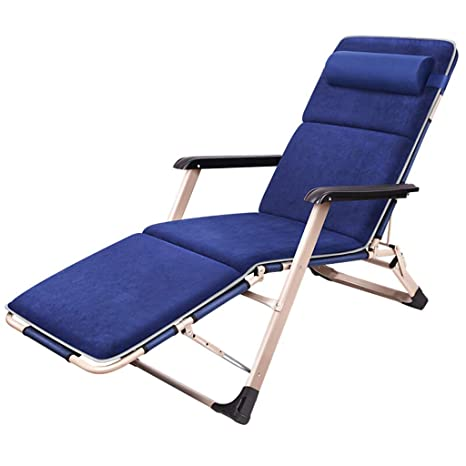 OHHG Sillas reclinables con tumbonas para Muebles de ...