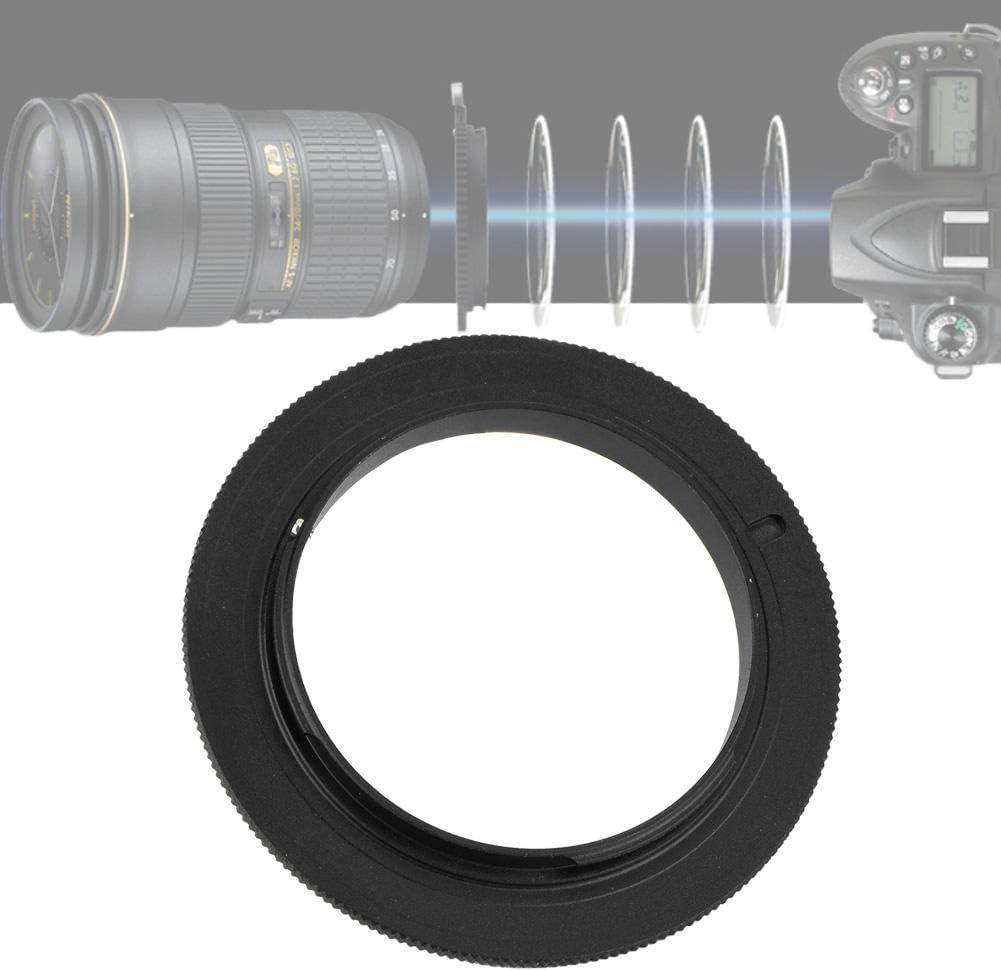 55MM 55mm Metal Lens Mount Macro Reverse Adapter Ring for Nikon AF Mount SLR Camera Macro Reverse Adapter Ring 52mm