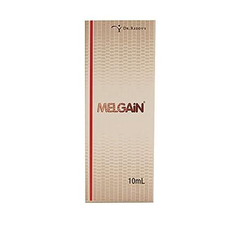 Melgain Lotion for Vitiligo/white patches: Decapeptide ...