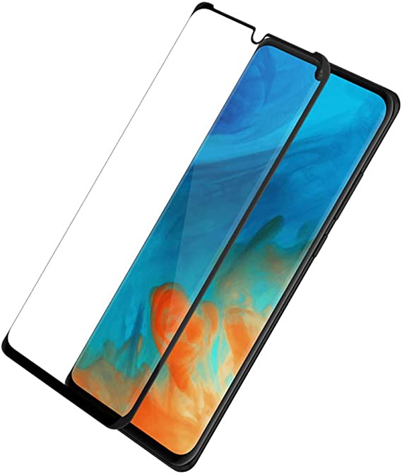 UNEXTATI Screen Protector Film Tempered Glass Screen Protector Compatible with P30 Pro HD Clear Tempered Glass Film for Huawei P30 Pro 1 Pack