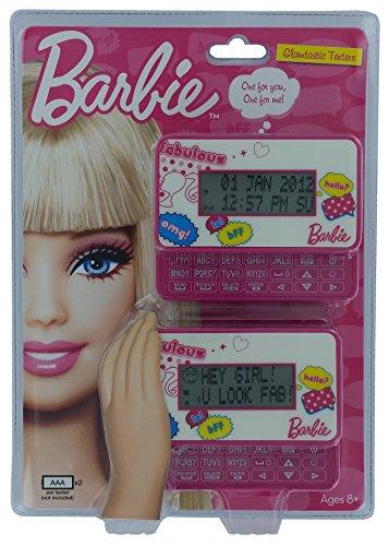 Barbie Glamtastic Texters