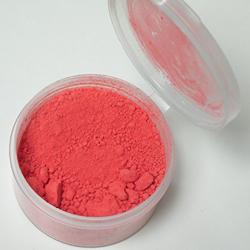 RED Thermochromic Pigment 10g by GloMania USA