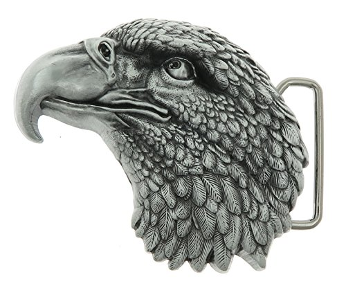 Eagle Head Belt Buckle