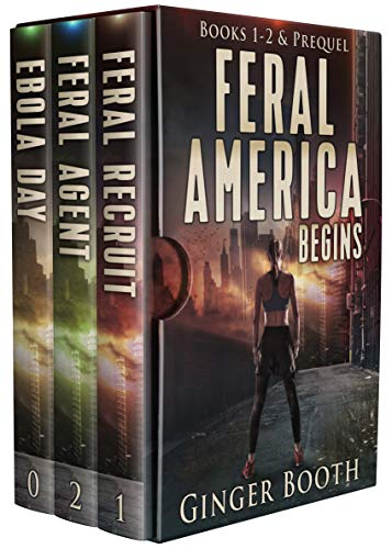 Feral America Begins: Books 1-2 & Prequel by [Booth, Ginger]