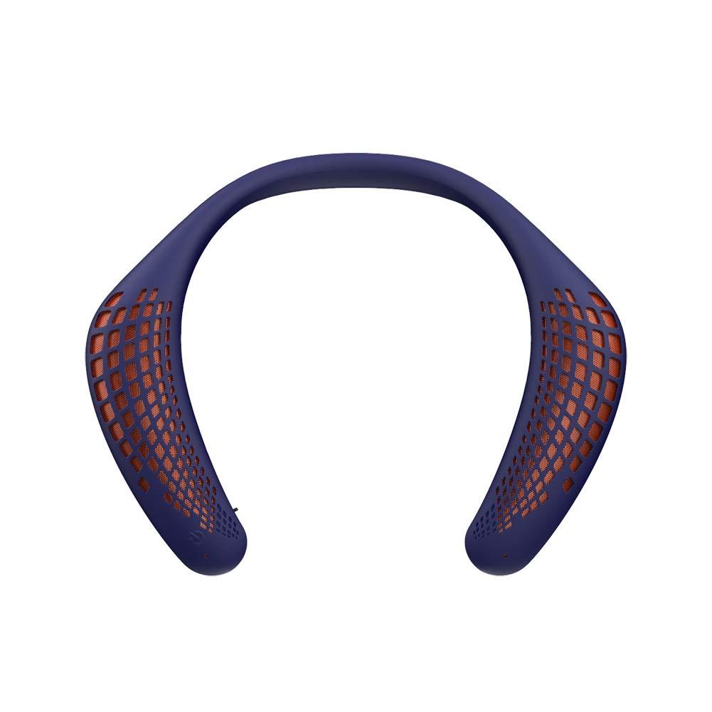 Oraolo M110 Neckband Bluetooth Speaker, Wireless Wearable Speaker, True Stereo Sound, Portable Bluetooth Speakers, IPX5…