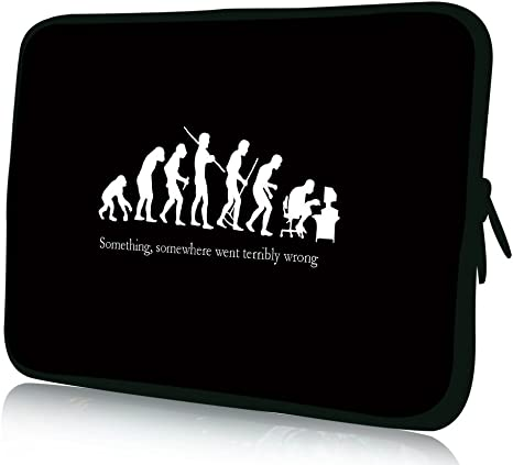 Luxburg®: funda de diseño para ordenador portátil de 10,2, 12,1 ...