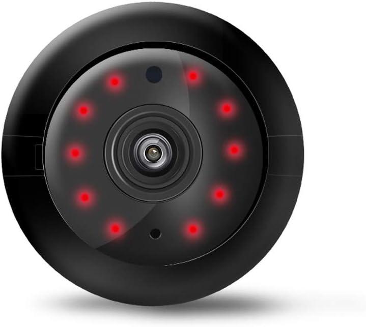 كاميرا تجسس واي فاي مخفية صغيرة لاسلكية عالية الدقة داخلية منزلية صغيرة للتجاسس كاميرا كاميرا مراقبة تعمل بالبطارية مع الكشف عن الحركة / الرؤية الليلية لهاتف ايفون/أندرويد/آي باد/بي سي XYIDAI