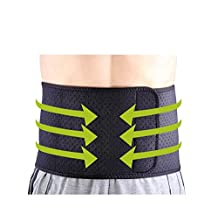 Pro Series Waist Trimmer Weight Loss Ab Belt - Exercise Belt Slimming Burn Fat Sweat Weight Loss Wrap and Waist Trainer