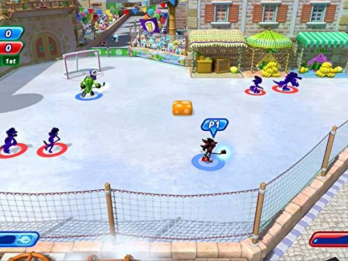 Snow Day Street Hockey