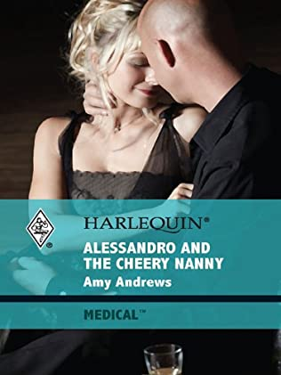 book cover of Alessandro and the Cheery Nanny