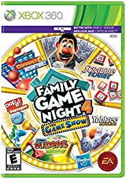 Family Game Night 4: The Game Show - Xbox 360 (Renewed)