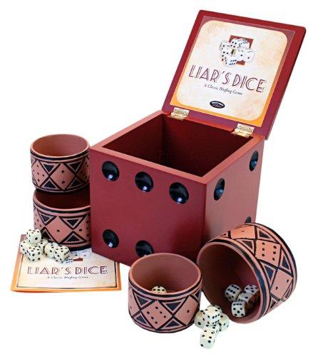 Liar's Dice (Pirates Dice Game)