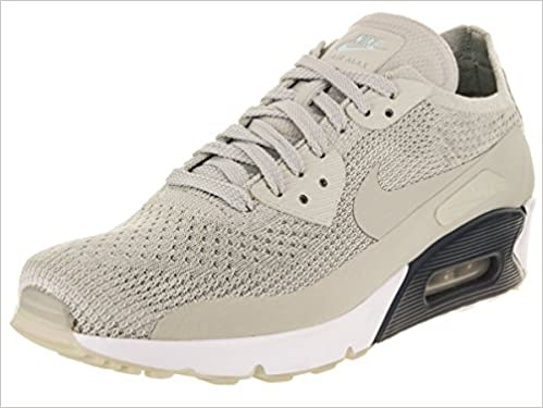 Nike AIR MAX 90 ULTRA 2.0 FLYKNIT Beige Zapatos Deportivas