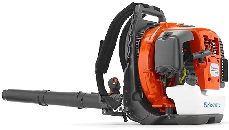 Amazon.com: Husqvarna soplador de hojas de gas comercial de ...