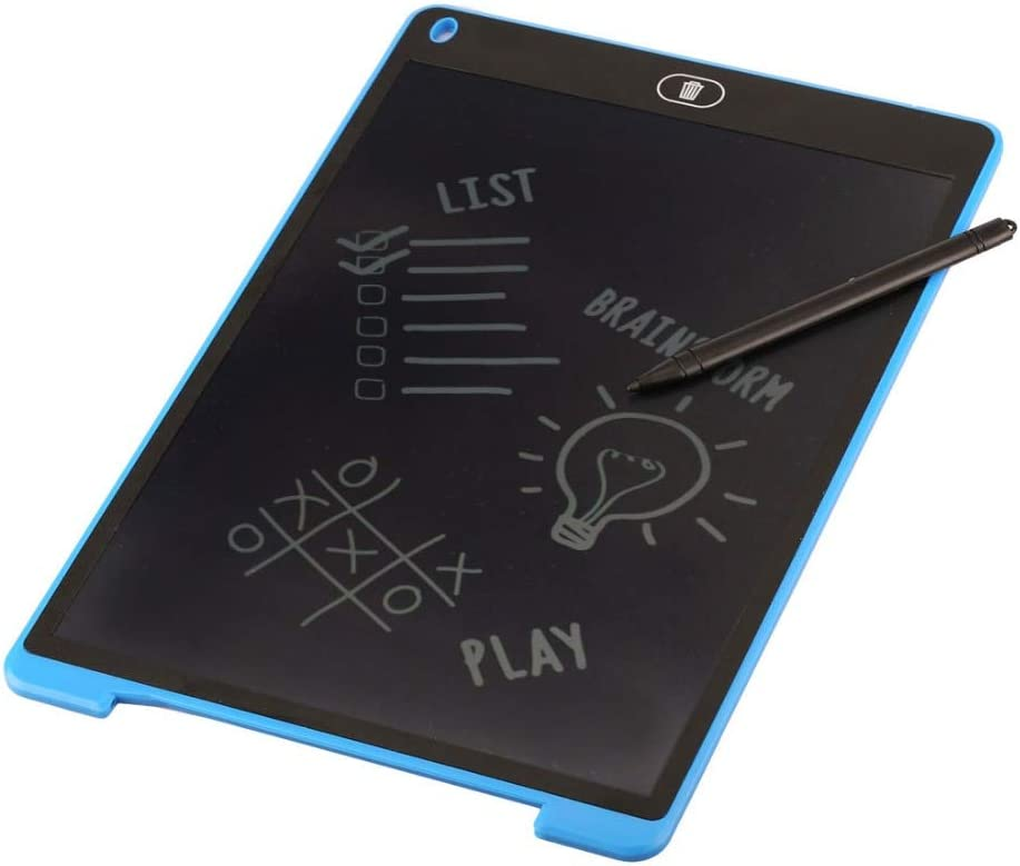 Kavas Writing Board 8.5//12 Inch Lcd Digital Drawing Handwriting Pads Gift Abs Electronic Tablet