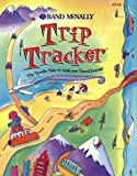 img - for Trip Tracker: The Terrific Take-it-with-you Travel Journal (Rand McNally) by Brian Doherty (1997-08-01) book / textbook / text book