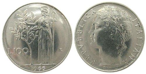 Italian Lire Coin - 7