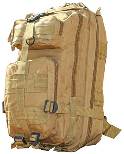 Personal Get Home Bag - Cayote Tan