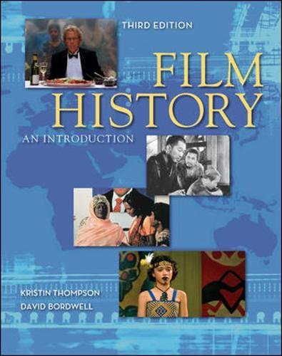 Film History: An Introduction, 3rd Edition (Film History Thompson 3rd Edition)