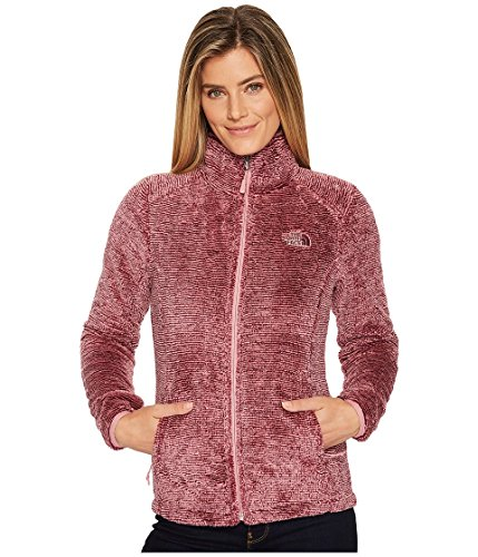 THE NORTH FACE Women's Osito 2 Jacket Crushed Violets/Foxglove Lavender Stripe