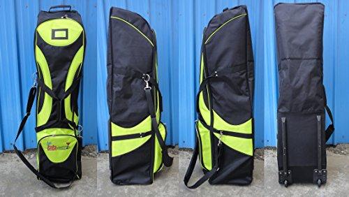 Birdie Babe Ladies Golf Club Bag Travel Cover Lime Green by Birdie Babe (Image #1)