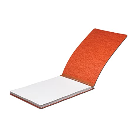 GBC Pressboard Report Cover, Letter Side Bound, 8.5 Inch Centers, 11 x 17  Inches, Red, 2 Covers per Pack (A7022269)
