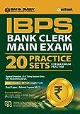 20 Practice Sets IBPS Bank Clerk Main Exam 2018