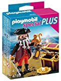Playmobil 4783 Collectable Pirate with Treasure Chest