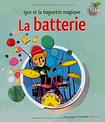 La batterie: Igor et la baguette magique